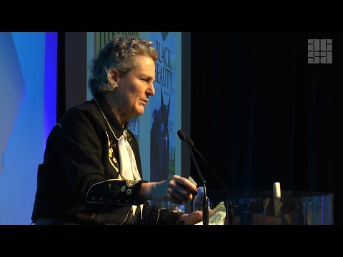 Temple Grandin: The Value of the Autistic Mind | Keynote at ACSA Every Child Counts Symposium