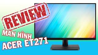 Đập hộp màn hình Acer ET271