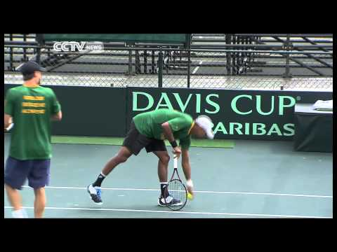 Tennis: S .A. Singles take on Lithuania to top Euro-Africa group