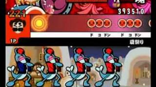 Repeat youtube video 太鼓の達人Wii1 夏祭り おに