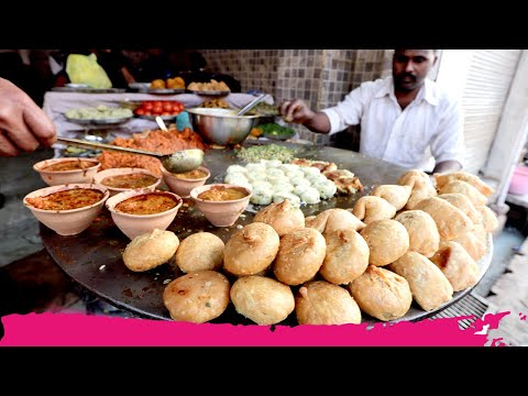 Scrumptious INDIAN STREET FOOD Tour + SARNATH, The BIRTHPLACE of BUDDHISM | Varanasi, India