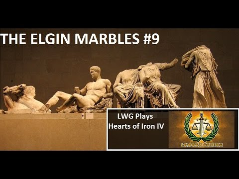 Hearts of Iron IV - Greek Marbles #9