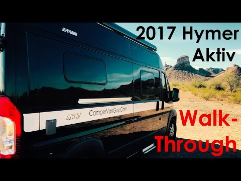 Hymer Aktiv Walkthrough