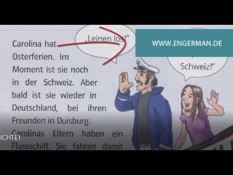 Geschichte für Anfänger #1 | Deutsch lernen