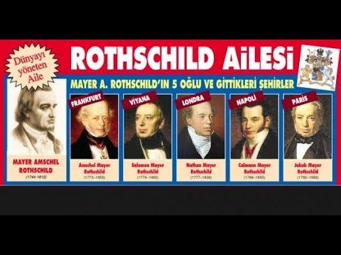 Rothschild Ailesi Kimdir? | İşte Sırlarla Dolu Yaşamlarıyla Dünyanın En Karanlık Ailesi!