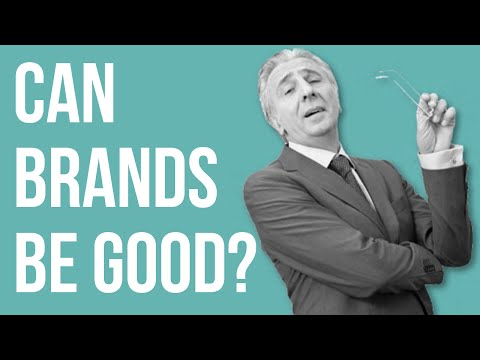 Can Brands Be Good?