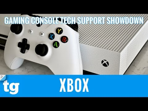 Gaming Tech Support Showdown 2017: Xbox