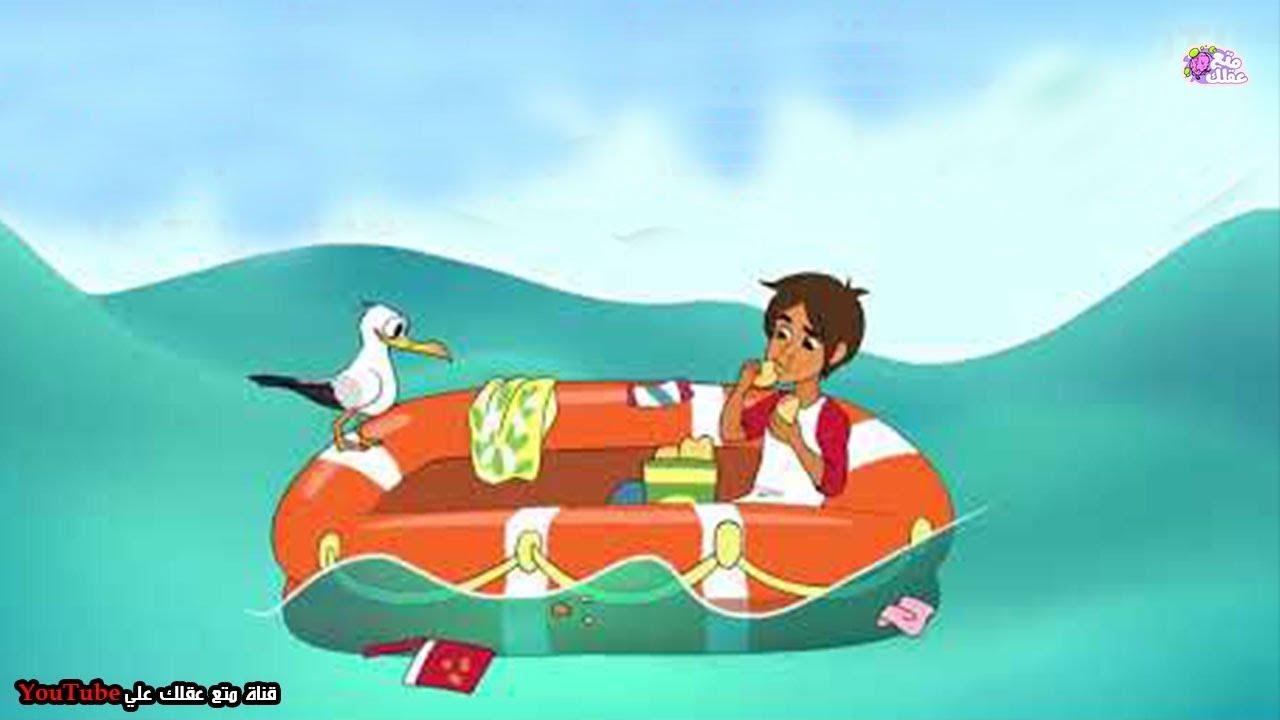 كيف تنجو فى البحر لاسابيع وشهور -  8 نصائح ذهبية عليك إتباعها !!