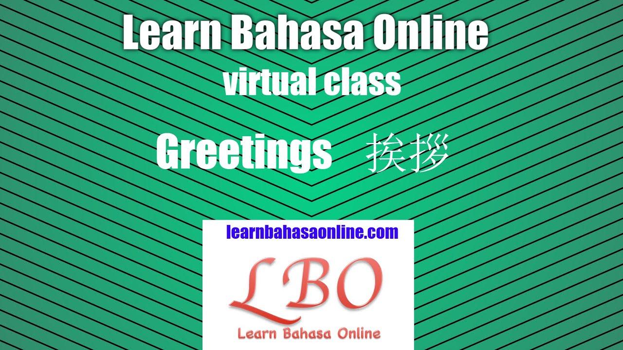 Learn bahasa online virtual class greetings in bahasa indonesia learn bahasa online virtual class greetings in bahasa indonesia m4hsunfo