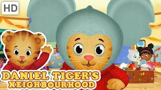 Daniel Tiger 🎃 Halloween Dress Up and Fall Fun! | Videos for Kids