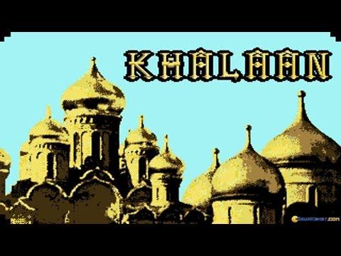 Khalaan gameplay (PC Game, 1990) thumbnail