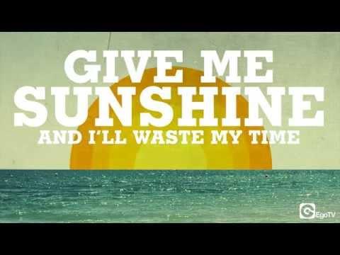 SANTA MARADONA F.C. FEAT. LUCY SPRAGGAN - Give Me Sunshine (Video Lyrics)