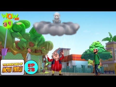 Angry Clouds - Motu Patlu in Hindi - 3D Animation Cartoon - WITH ENGLISH, SPANISH & FRENCH SUBTITLES thumbnail