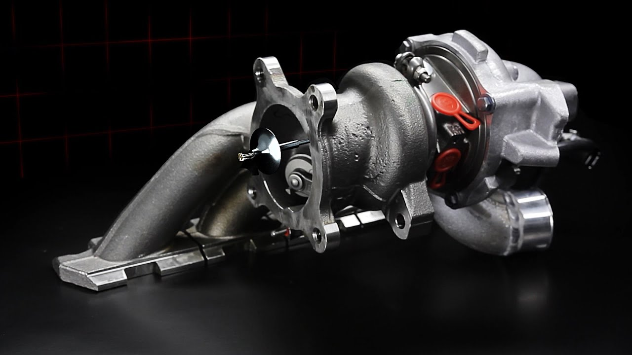 Unitronic K04 Turbo Kit For 2 0 Tsi 174 Avs Youtube