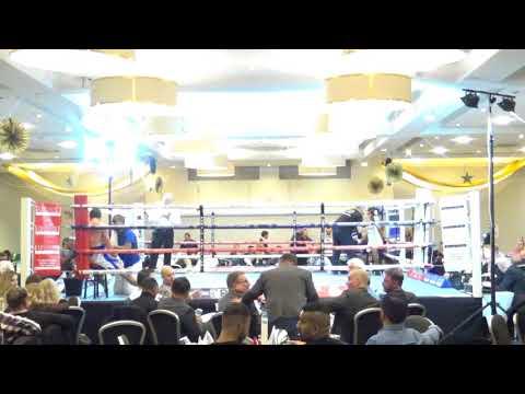 Anthony Cacace vs. Reynaldo Mora