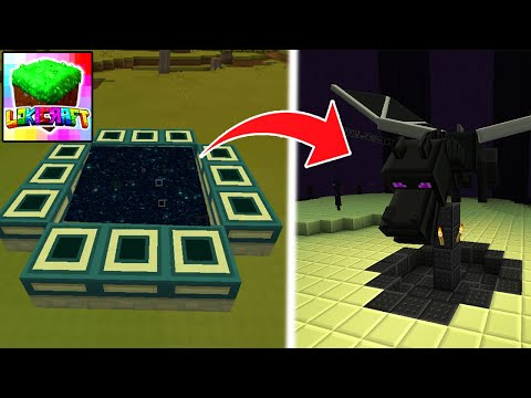 Download CAN YOU FIGHT ENDER DRAGON IN LOKICRAFT