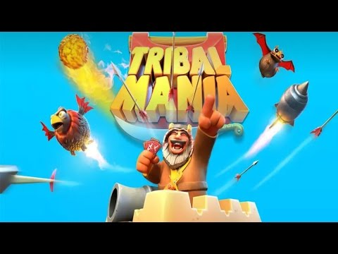 Tribal Mania Android Gameplay ᴴᴰ