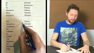 Урок 10. Практика. Отклоняющиеся глаголы в корне. Илья Герасимец