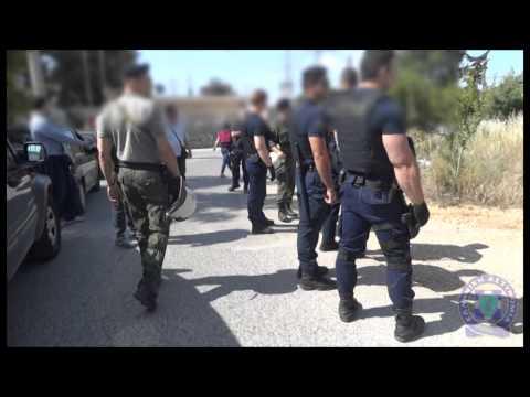 Tέσσερις συλλήψεις σε αστυνομική επιχείρηση σε Αχαρνές και Άνω Λιόσια