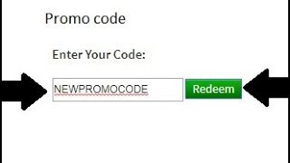 Roblox New Promo Code July 2019!