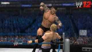 WWE '12 - New Predator Technology