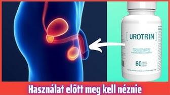 Prostatitis tabletta kezelési ár