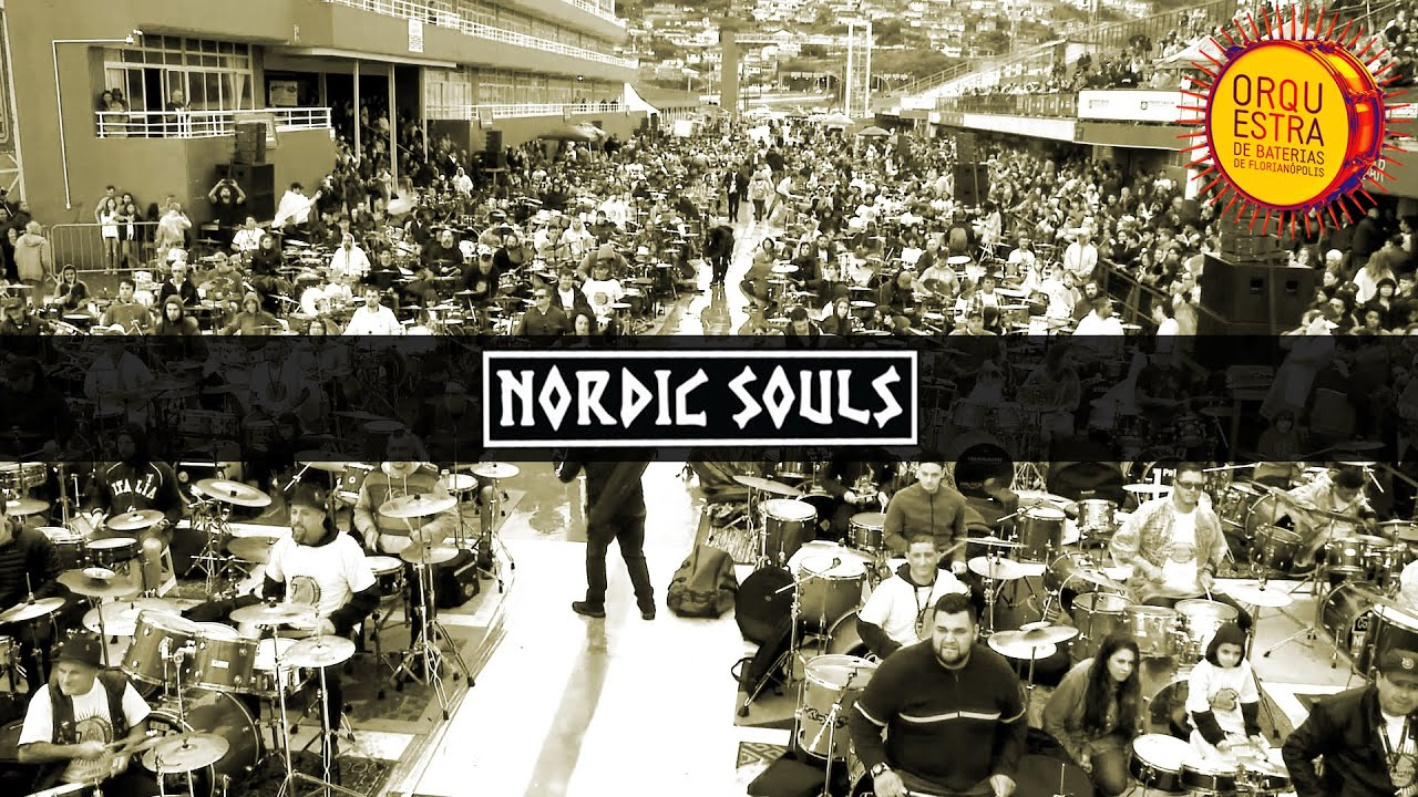 HIGHWAY - Nordic Souls Rock n´Roll - 7° Orquestra de Baterias de Florianópolis