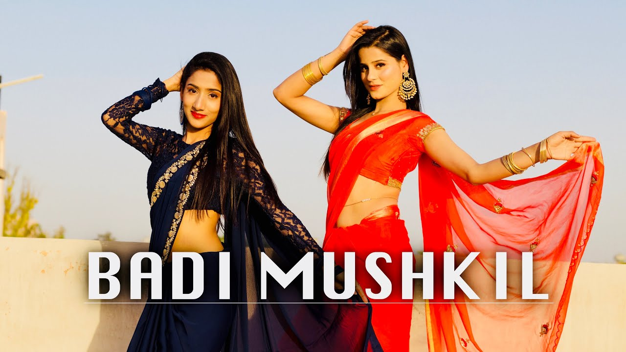 Badi Mushkil | Madhuri Dixit | Dance Cover by Muskan Kalra ft. @Kanishka Talent Hub
