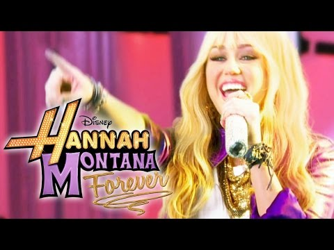 HANNAH MONTANA - Titelsong: The Best of Both Worlds REMIX - Disney Channel Songs