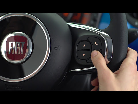 Fiat 500 Mirror - Find (and call) your contacts - Android Auto