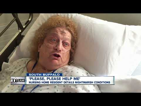 Nursing home resident details nightmarish conditions