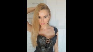 Обзор сексуального корсета с Aliexpress | #Jelena_shoping | Видео обзор