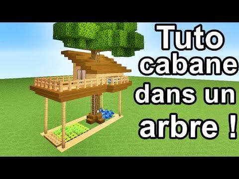 maison dans un arbre facile faire sur minecraft tuto youtube. Black Bedroom Furniture Sets. Home Design Ideas