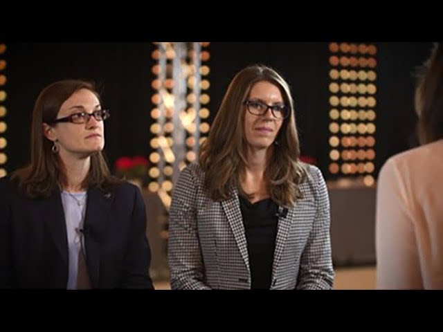 Interview with Danielle Richey and Kathleen Coderre from the Lockheed Martin Space Company