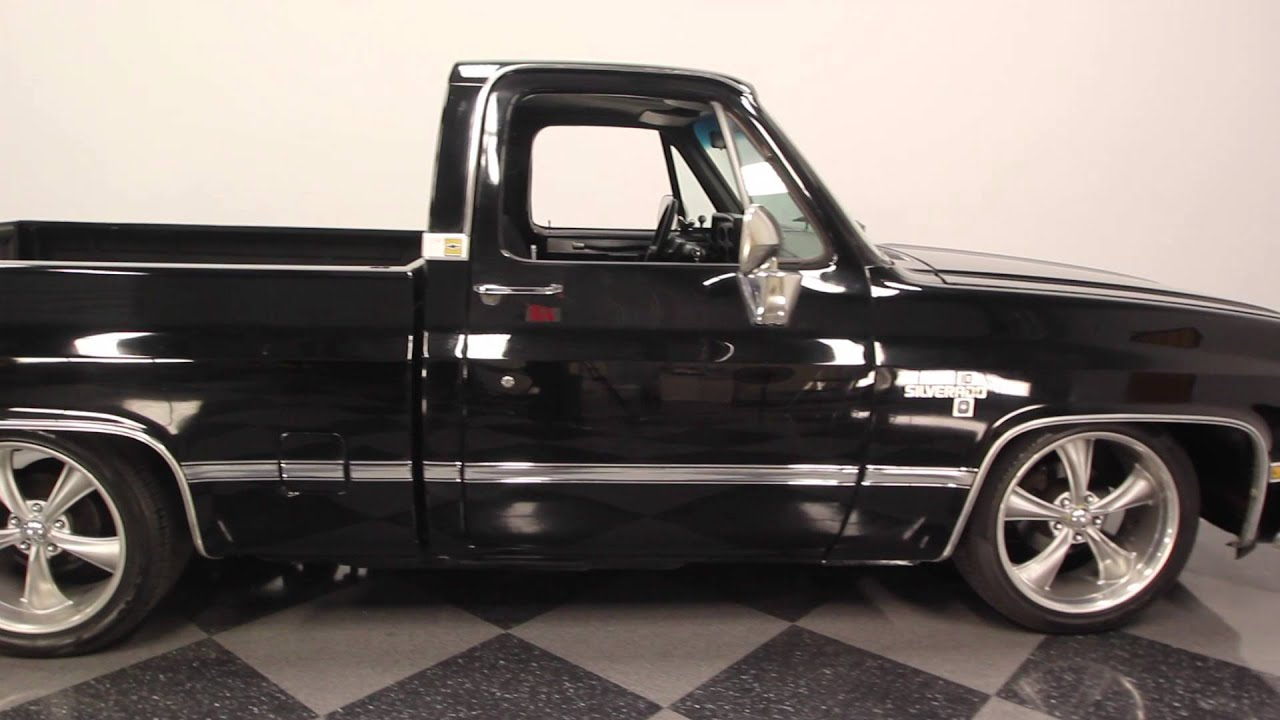 111 Tpa 1986 Chevy Truck