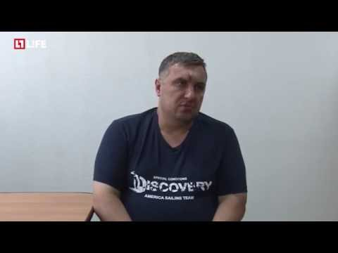 Допрос Евгения Панова\Interrogation of Evgeny Panov