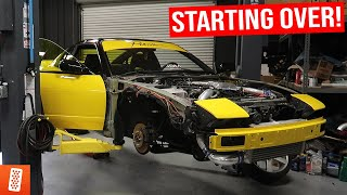 starting-the-s13-240sx-build-tear-down-w-mickey-rickie