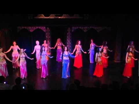 The Magic of Orient Show - DrumSolo - bellydancestudio.gr