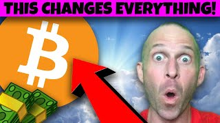 BITCOIN!!!!!!!! THIS INSANE $BTC CHART CHANGES EVERYTHING!!! I AM SHAKING! [**new** btc peak date..]