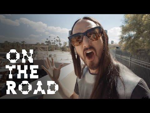 Boston ✈ Los Angeles ✈ Las Vegas ✈ Veld Festival 2015 - On The Road W/ Steve Aoki #181