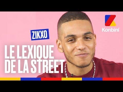 Youtube: Zikxo – Matrixé, bavette en stunt, sang de Saiyan – Le Lexique de la Street l Konbini