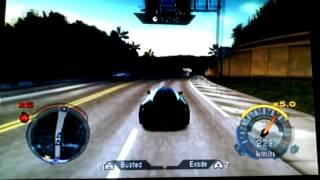 NFS Undercover PS2 Pursuit
