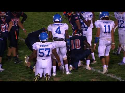 2017 Football Sterling vs Overbrook Highlights