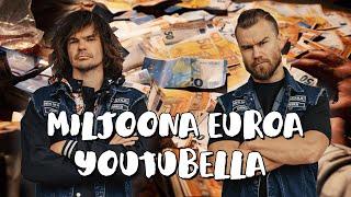 Näin Tehtiin Miljoona Euroa YouTubella BIISONIMAFIA