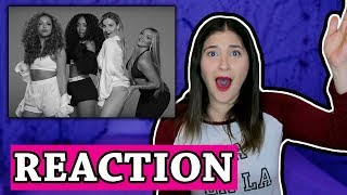 Little Mix - Strip Official Video ft. Sharaya J | REACTION