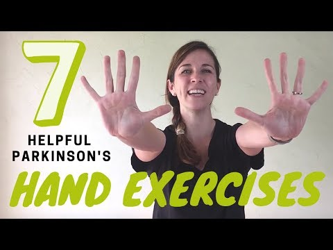 7 Helpful Hand Exercises For Parkinson's (to Improve Handwriting, Flexibility, And Dexterity)