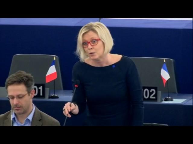 Mylène Troszczynski sur le contrôle de l'acquisition et de la possession d'armes