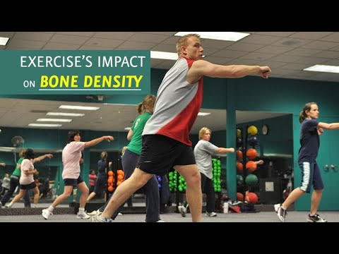 Exercise's Impact on Bone Density Mp3