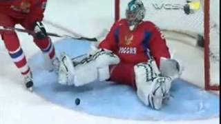 Top 10 Evgeni Nabokov [Nabby being Nabby]