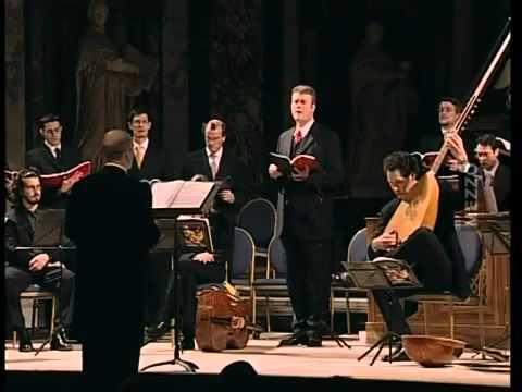 Claudio Monteverdi - Vespro della Beata Vergine & Magnificat (1610) - La Fenice, Jean Tubéry